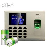 Real Time Attendance Access Control System Multi Languages TCPIP USB Host for sale