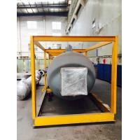 China Power Station Boiler Steam Drum CFB Furnace Pressure Parts Drum High Efficiency for sale