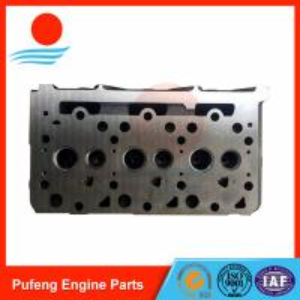 China aftermarket Kubota D1403 cylinder head 16414-03040 for L2500DT L2500F L2600F L2800F on sale