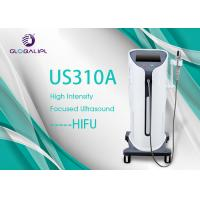Wholesale Vertical Salon Laser HIFU Machine High Intensity Focused Ultrasound For Wrinkle Removal from china suppliers