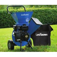 Buy cheap Compact Electric Landscaping Power Equipment Wood Chipper For Home Use from wholesalers