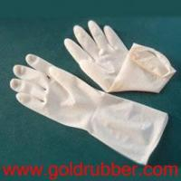 Sterile Rubber Surgical Gloves