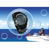 Wholesale Fishing Barometer Outdoor Sports Watch with Altimeter 30m Waterproof FX704 CE, RoHS from china suppliers