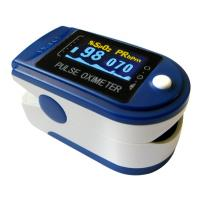 Buy cheap blood pressure monitor with pulse oximeter 50D from wholesalers