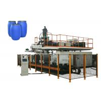 Wholesale 50L Jerry Can Blow Molding Machine , 12 Ton Plastic Blow Molding Equipment from china suppliers