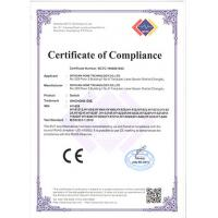 Sichuan hone technology co.,ltd, Certifications