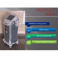 China Alexandrite Permanent 808nm Diode Laser Hair Removal Machine Price For Sale for sale