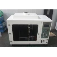 Wholesale Numerical Controlled Ul 94 Horizontal Flammability Tester With Automatic Ignition from china suppliers