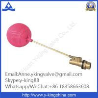 Wholesale Brass Float Ball Valve from china suppliers