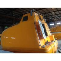 Wholesale 6.6M Free Fall LifeBoat&Rescue Boat with Davit from china suppliers