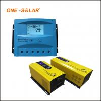Quality Blue 10A 12V solar pwm charge controller in bangladesh , pwm battery charger for sale