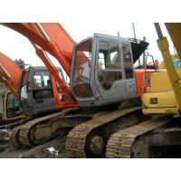 China Japan Hitachi Used Tracked Excavators / Second Hand Diggers For Sale on sale