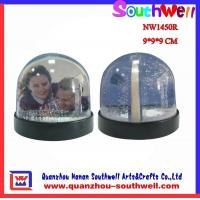 Wholesale Acrylic Photo Snow Globes from china suppliers