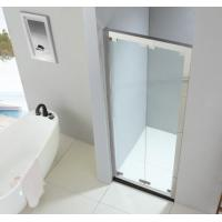 Buy cheap Foldable shower enclosure 800*800mm with 304 stainless steel & tempered clear from wholesalers