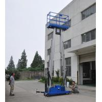 Wholesale Mobile Dual Mast Vertical Access Platform Aerial Work Platform from china suppliers