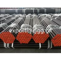 ASTM A106 Grade B Seamless Boiler Tubes Alloy Round Steel Tubing
