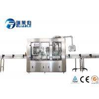 Wholesale Automatic Carbonated Drink Glass Bottle Filling Machine Plant Stainless Steel 304 from china suppliers