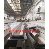 Wholesale T6 7020 Hydraulic Aluminium Extruded Profiles 3300MM Length from china suppliers