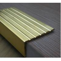 Buy cheap Orichalch floor hardware brass foor flat bars from wholesalers