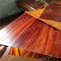 Wholesale Wooden Grain Transfer Printing Aluminium Inward-opening Window and Door from china suppliers