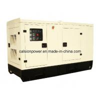 Buy cheap 55kw Enclosed Model Doosan Diesel Genset 1800RPM (C68DS) from wholesalers