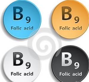 China vitamin b9/Folic acid/Vitamin M Vitamin Low price from China on sale