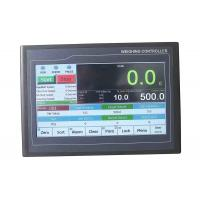 Buy cheap High Speed Checkweigher Indicator Controller , Touch Screen Weight Indicator Controller from wholesalers
