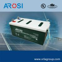 Wholesale AROSI 12v 200Ah Sealed Lead Acid Solar Battery from china suppliers