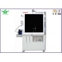 Wholesale Laboratory NES713 Smoke Toxicity Index Test Chamber with Burning 100g Specimen from china suppliers