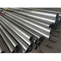Welded Schedule10 Stainless Steel Pipe For Oil Gas Industry ASTM A269 TP316L
