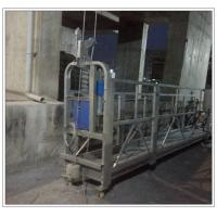 Wholesale 6 meters 380V 50HZ building maintenance electric construction gondola machine for sale from china suppliers
