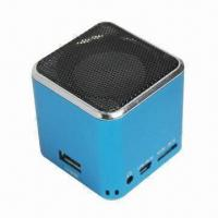Wholesale Mini Speaker with Adjustable Volume from china suppliers