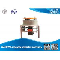 Kaolin Beneficiation Dry Drum Type Magnetic Separator Machine Low Noise for sale