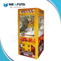 China Chocolate Crane Machine NF-P31, Hot Sell Candy Machine Vending,Vending Machine For Sale on sale