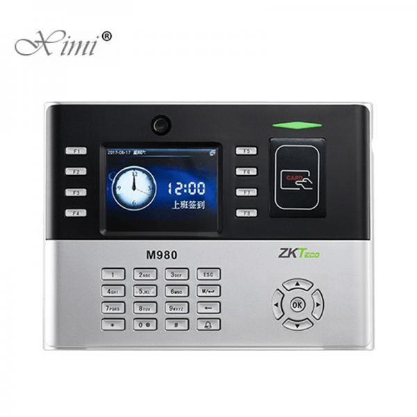 Quality 3.5 Inch Biometric Fingerprint Attendance System / Fingerprint Door Entry System ID Card for sale