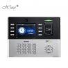 3.5 Inch Biometric Fingerprint Attendance System / Fingerprint Door Entry System ID Card for sale