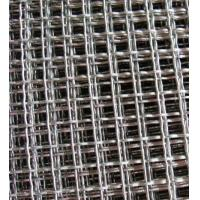 Wholesale Beautiful Intermediate Crimped Wire Mesh 301 302 304 304L , Size 50×10mm from china suppliers