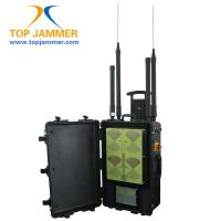 China 6 Bands 300W High Power Vehicle Car Jammer Block CDMA 450 GSM DCS 3G 4G Wimax Mobile Signa on sale