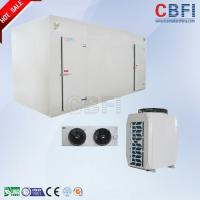 50mm - 200mm Thickness Commercial Freezer Room , Cold Room Chiller With Imported Compressor for sale