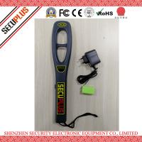 China High Accuracy Hand Held Metal Detector SPM-2009 Airport Security Check Scanner for sale