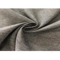 China Two - Tone Outdoor Upholstery Fabric High Strength Wear Resistant For Outdoor Curtain on sale