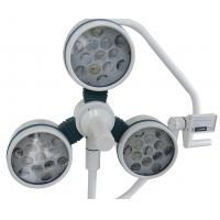 Three Holes 80w Medical Led Light / Ceiling Shadowless Led Surgical Lamp for sale