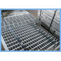China Galvanized Serrated Welded Steel Bar Grating Step For Floor Application on sale