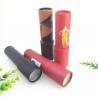 CMYK Color Cardboard Cylinder Packaging / Custom Paper Crystal Ball Kaleidoscope Kids Tube for sale