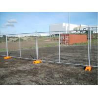 Wholesale Hot Dipped Galvanized Temporary Chain Link Fence Panels Low Carbon Steel from china suppliers