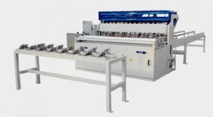 Wholesale Professional Automatic Wire Mesh Welding Machine 50*50 Mm-200*200 Mm Size from china suppliers