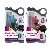 Wholesale School Personalized Stationery Maths Sets OEM / ODM Eco Friendly from china suppliers
