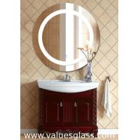 Wholesale Round Shaped LED Bathroom Mirrors Fashion Appearance With Anti Corrosion Function from china suppliers