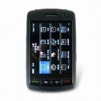 Wholesale Silicone Skin Case for Blackberry 9500, Various Colors are Available from china suppliers