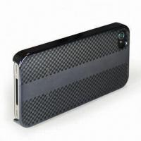 Wholesale Electro-Plating Case for iPhone 4/4S, Electro-Plating Finish and Transparent from china suppliers